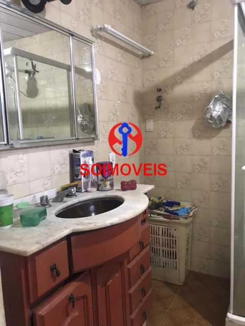 Banheiro social 2 - Casa de Vila 4 quartos à venda Tijuca, Rio de Janeiro - R$ 850.000 - TJCV40016 - 23