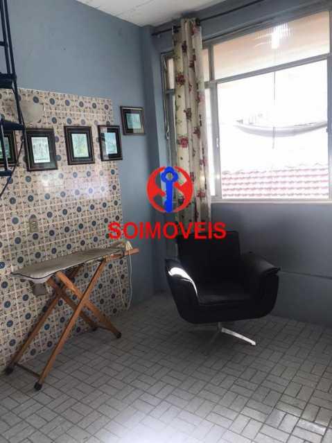 Quarto 4 - Casa de Vila 4 quartos à venda Tijuca, Rio de Janeiro - R$ 850.000 - TJCV40016 - 22