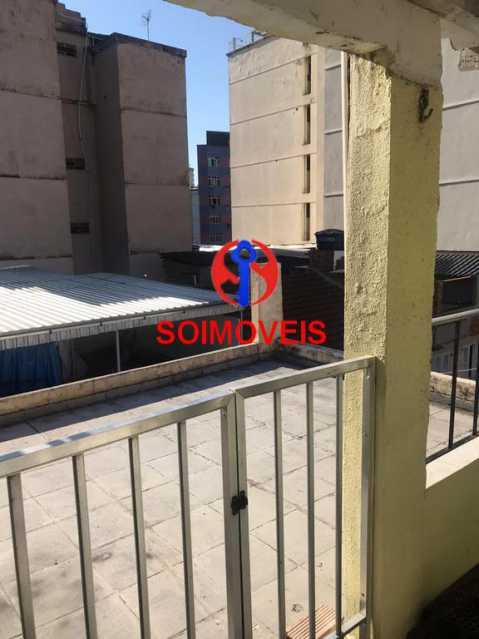 Terraço - Casa de Vila 4 quartos à venda Tijuca, Rio de Janeiro - R$ 850.000 - TJCV40016 - 27