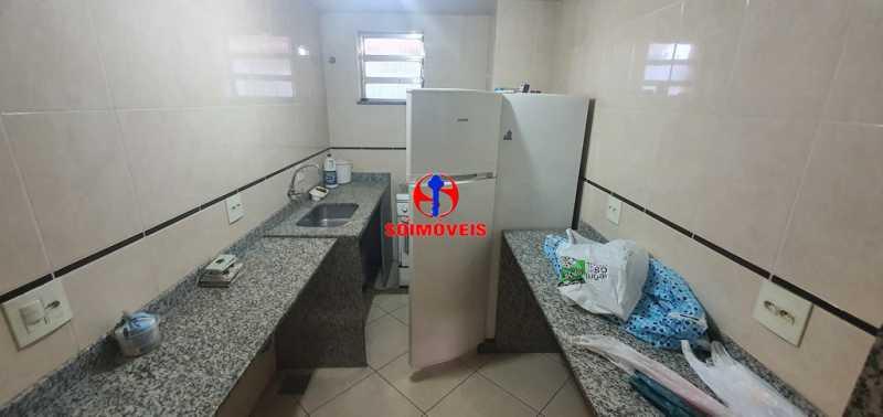 COZINHA - Galpão 571m² à venda Caju, Rio de Janeiro - R$ 710.000 - TJGA00004 - 4