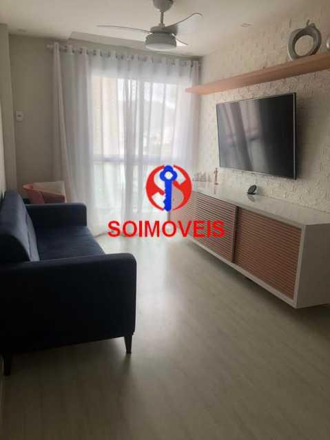 Sala - Apartamento 2 quartos à venda Todos os Santos, Rio de Janeiro - R$ 330.000 - TJAP21219 - 1
