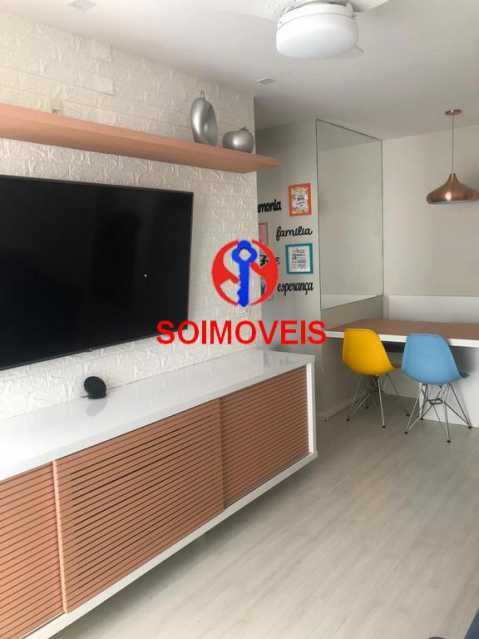 Sala - Apartamento 2 quartos à venda Todos os Santos, Rio de Janeiro - R$ 330.000 - TJAP21219 - 4