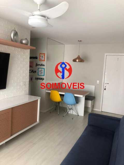 Sala - Apartamento 2 quartos à venda Todos os Santos, Rio de Janeiro - R$ 330.000 - TJAP21219 - 3