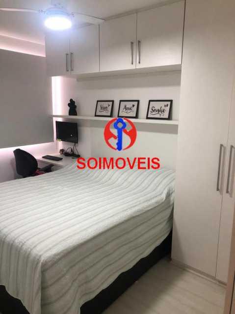 Suíte - Apartamento 2 quartos à venda Todos os Santos, Rio de Janeiro - R$ 330.000 - TJAP21219 - 6