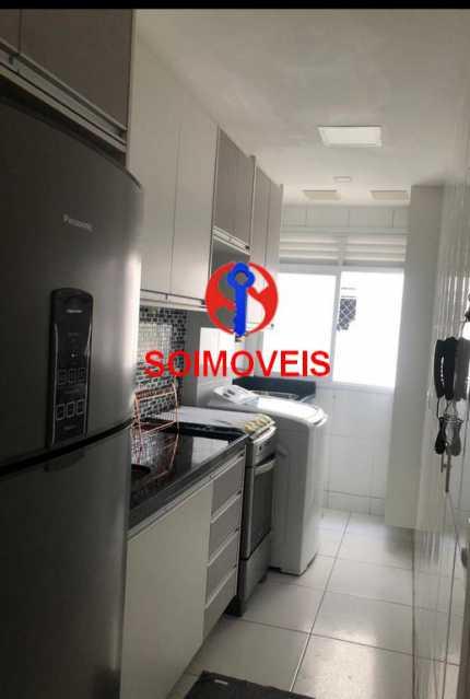 Cozinha - Apartamento 2 quartos à venda Todos os Santos, Rio de Janeiro - R$ 330.000 - TJAP21219 - 9