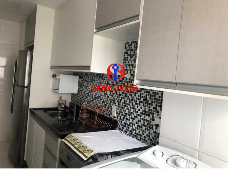 Cozinha - Apartamento 2 quartos à venda Todos os Santos, Rio de Janeiro - R$ 330.000 - TJAP21219 - 11