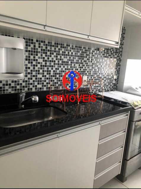 Cozinha - Apartamento 2 quartos à venda Todos os Santos, Rio de Janeiro - R$ 330.000 - TJAP21219 - 10