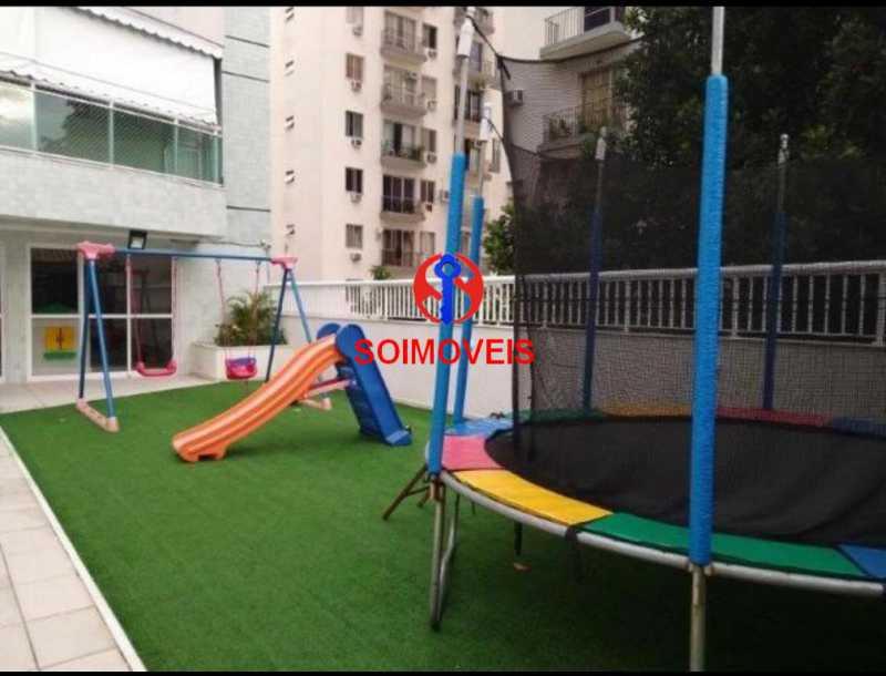 Brinquedoteca - Apartamento 2 quartos à venda Todos os Santos, Rio de Janeiro - R$ 330.000 - TJAP21219 - 17