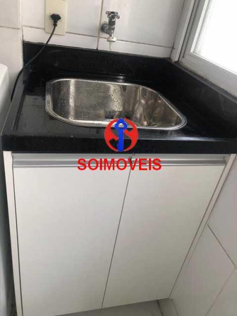 Área de serviço - Apartamento 2 quartos à venda Todos os Santos, Rio de Janeiro - R$ 330.000 - TJAP21219 - 15