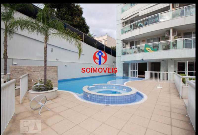 Piscina - Apartamento 2 quartos à venda Todos os Santos, Rio de Janeiro - R$ 330.000 - TJAP21219 - 18
