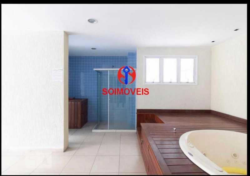 Sauna - Apartamento 2 quartos à venda Todos os Santos, Rio de Janeiro - R$ 330.000 - TJAP21219 - 20