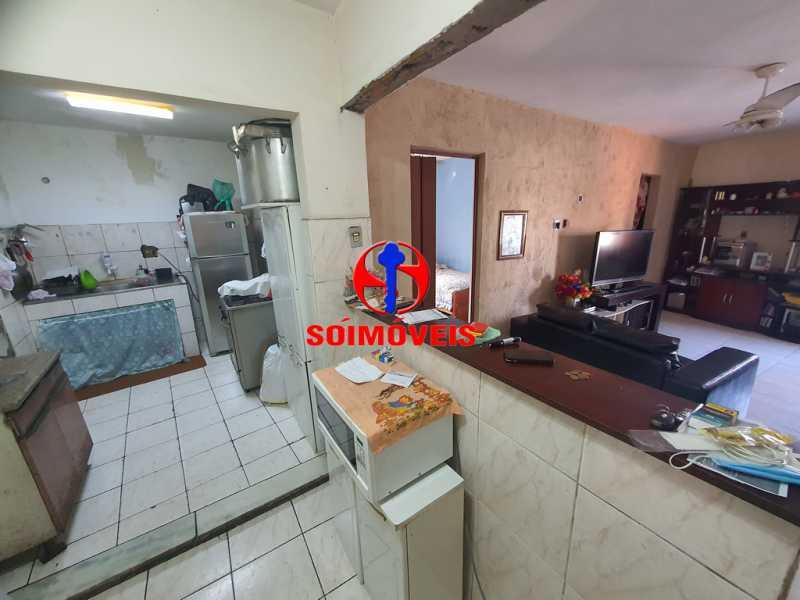 COZINHA - Casa 5 quartos à venda Piedade, Rio de Janeiro - R$ 330.000 - TJCA50015 - 12