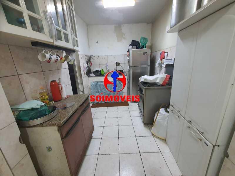 COZINHA - Casa 5 quartos à venda Piedade, Rio de Janeiro - R$ 330.000 - TJCA50015 - 13