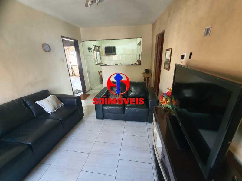 SALA - Casa 5 quartos à venda Piedade, Rio de Janeiro - R$ 330.000 - TJCA50015 - 11
