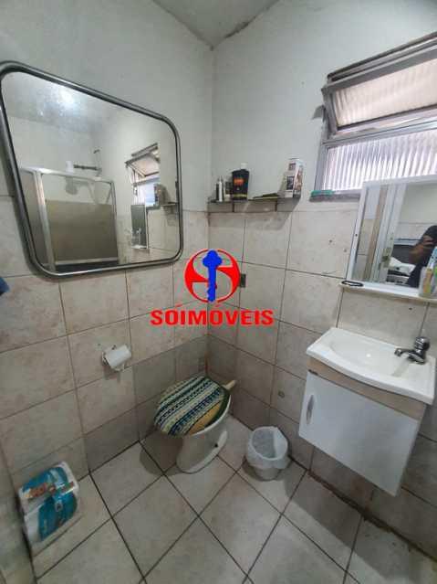BANHEIRO - Casa 5 quartos à venda Piedade, Rio de Janeiro - R$ 330.000 - TJCA50015 - 19