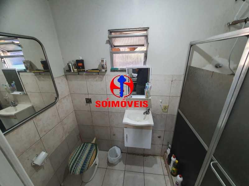 BANHEIRO - Casa 5 quartos à venda Piedade, Rio de Janeiro - R$ 330.000 - TJCA50015 - 20