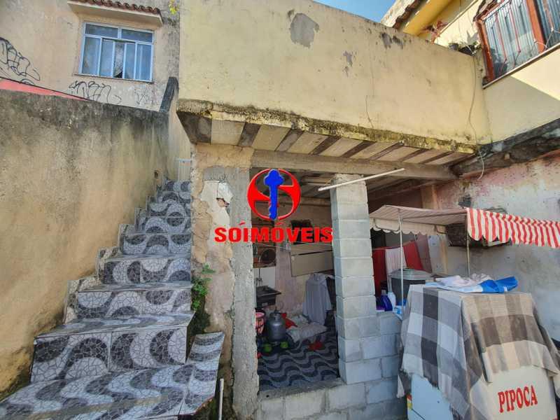 ACESSO AO 2º ANDAR - Casa 5 quartos à venda Piedade, Rio de Janeiro - R$ 330.000 - TJCA50015 - 9