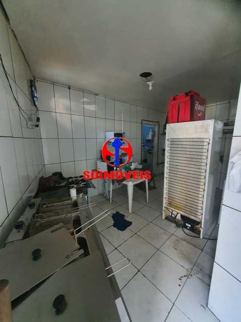 COZINHA DA LOJA - Casa 5 quartos à venda Piedade, Rio de Janeiro - R$ 330.000 - TJCA50015 - 5