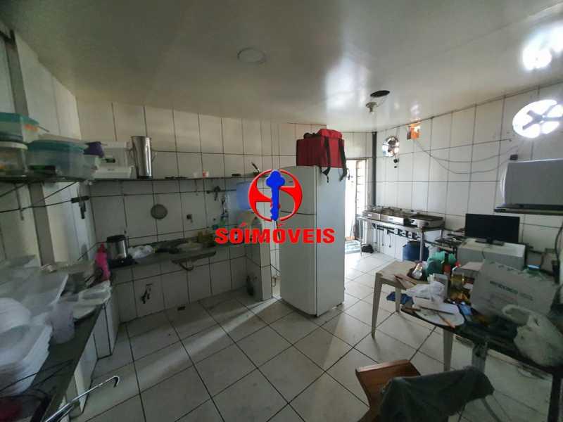 COZINHA DA LOJA - Casa 5 quartos à venda Piedade, Rio de Janeiro - R$ 330.000 - TJCA50015 - 6