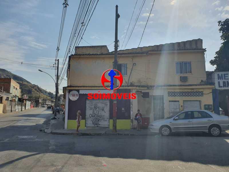 FACHADA - Casa 5 quartos à venda Piedade, Rio de Janeiro - R$ 330.000 - TJCA50015 - 1