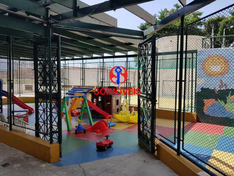 playground. - Apartamento 3 quartos à venda Laranjeiras, Rio de Janeiro - R$ 1.000.000 - TJAP30558 - 23