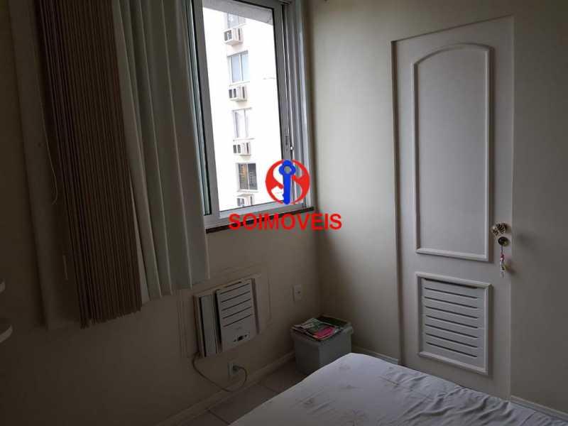 Quarto - Apartamento 3 quartos à venda Laranjeiras, Rio de Janeiro - R$ 1.000.000 - TJAP30558 - 12