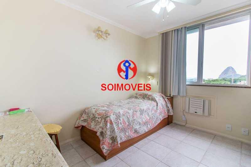 quarto 3. - Apartamento 3 quartos à venda Laranjeiras, Rio de Janeiro - R$ 1.000.000 - TJAP30558 - 8