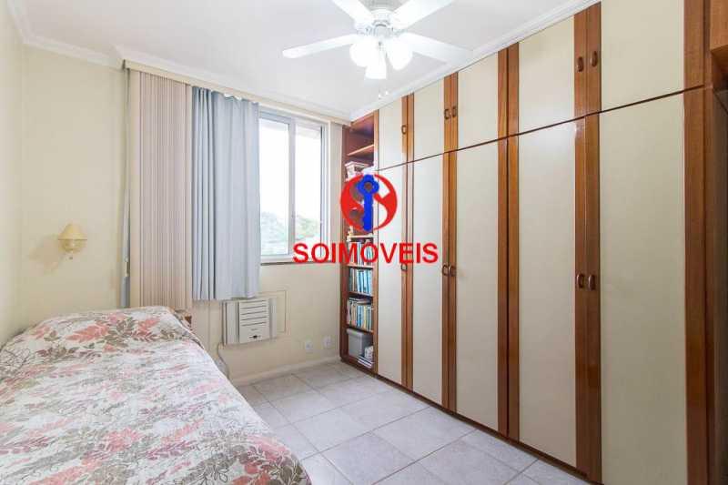 quarto 5. - Apartamento 3 quartos à venda Laranjeiras, Rio de Janeiro - R$ 1.000.000 - TJAP30558 - 10