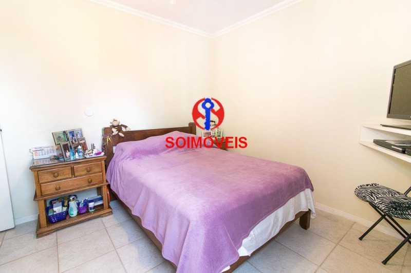 Quarto 6. - Apartamento 3 quartos à venda Laranjeiras, Rio de Janeiro - R$ 1.000.000 - TJAP30558 - 11