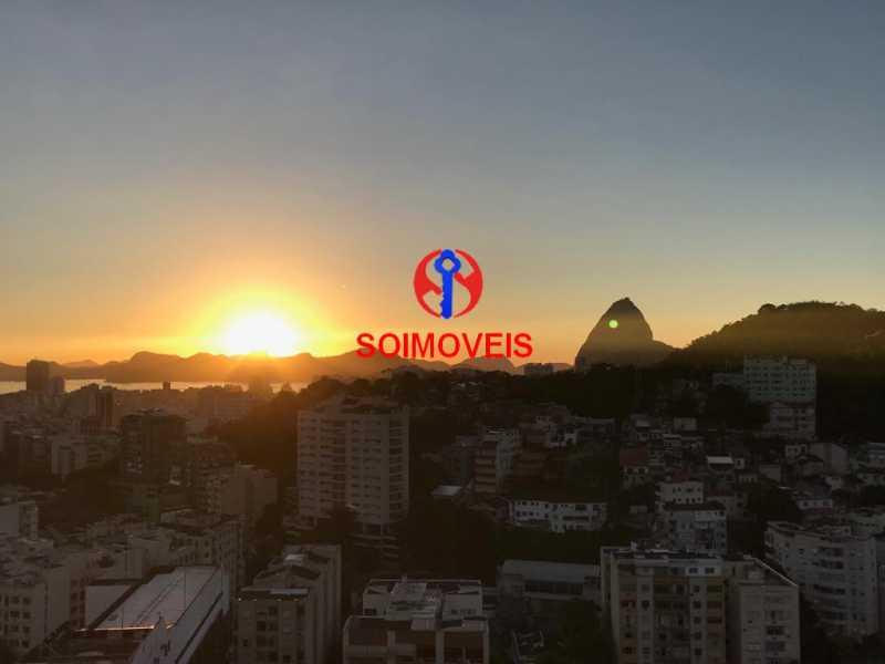 Vista01. - Apartamento 3 quartos à venda Laranjeiras, Rio de Janeiro - R$ 1.000.000 - TJAP30558 - 1