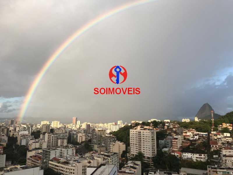 vista02. - Apartamento 3 quartos à venda Laranjeiras, Rio de Janeiro - R$ 1.000.000 - TJAP30558 - 26
