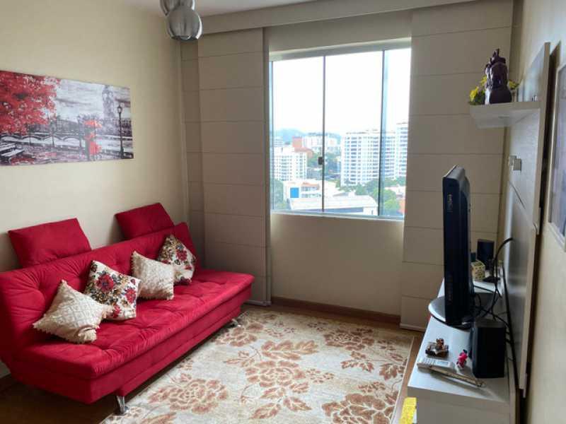 680074341613269 - Apartamento 2 quartos à venda Rio Comprido, Rio de Janeiro - R$ 490.000 - TJAP21225 - 1