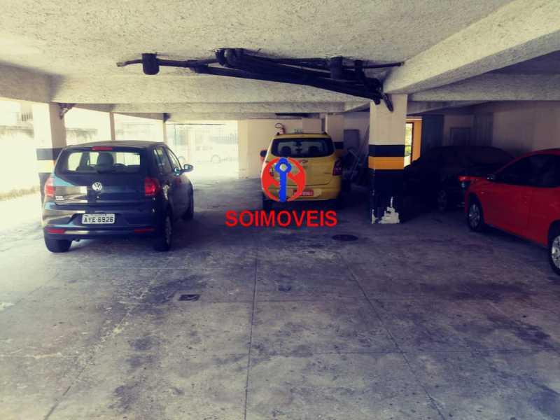 Garagem - Apartamento 2 quartos à venda Todos os Santos, Rio de Janeiro - R$ 300.000 - TJAP21229 - 5