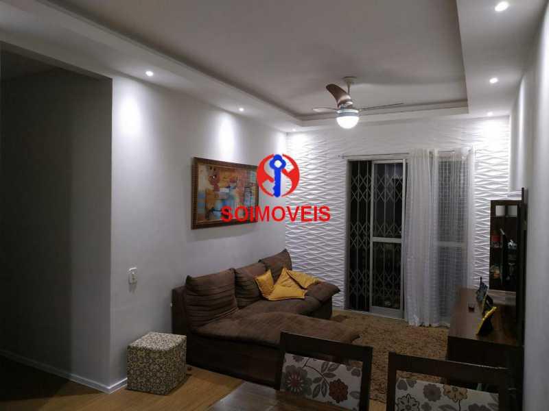 Sala - Apartamento 2 quartos à venda Todos os Santos, Rio de Janeiro - R$ 300.000 - TJAP21229 - 6