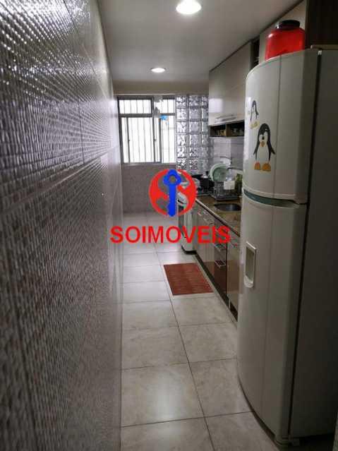 Sala - Apartamento 2 quartos à venda Todos os Santos, Rio de Janeiro - R$ 300.000 - TJAP21229 - 9