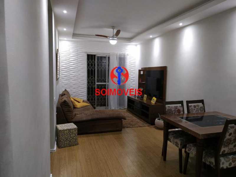 Sala - Apartamento 2 quartos à venda Todos os Santos, Rio de Janeiro - R$ 300.000 - TJAP21229 - 7