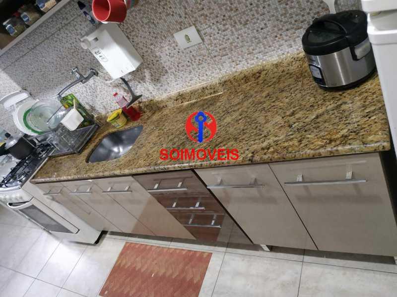 Cozinha - Apartamento 2 quartos à venda Todos os Santos, Rio de Janeiro - R$ 300.000 - TJAP21229 - 15