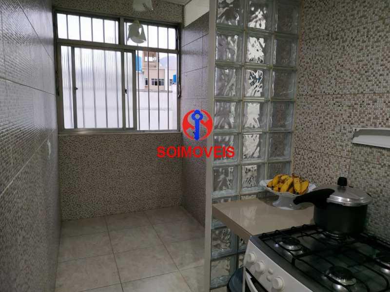 Cozinha - Apartamento 2 quartos à venda Todos os Santos, Rio de Janeiro - R$ 300.000 - TJAP21229 - 14