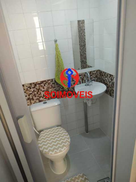 Banheiro Suite - Apartamento 2 quartos à venda Todos os Santos, Rio de Janeiro - R$ 300.000 - TJAP21229 - 13