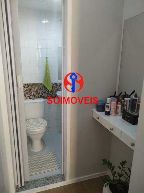Banheiro Suite - Apartamento 2 quartos à venda Todos os Santos, Rio de Janeiro - R$ 300.000 - TJAP21229 - 12