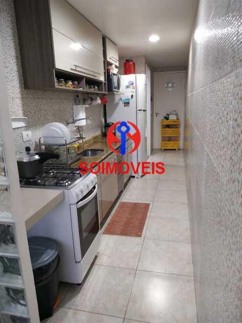 Cozinha - Apartamento 2 quartos à venda Todos os Santos, Rio de Janeiro - R$ 300.000 - TJAP21229 - 16