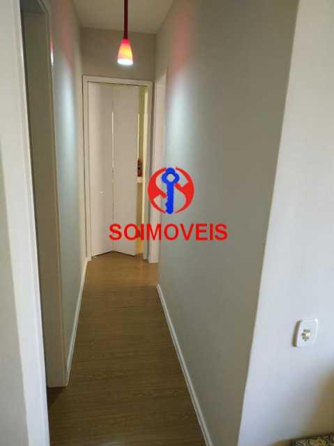 Circulação - Apartamento 2 quartos à venda Todos os Santos, Rio de Janeiro - R$ 300.000 - TJAP21229 - 17
