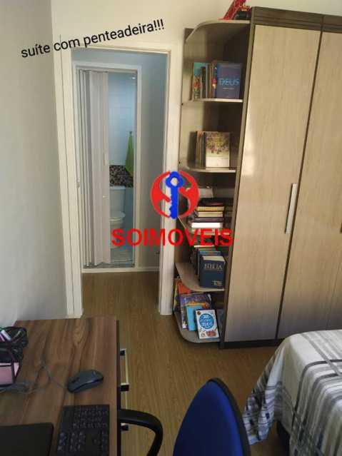 Quarto 2 - Apartamento 2 quartos à venda Todos os Santos, Rio de Janeiro - R$ 300.000 - TJAP21229 - 19