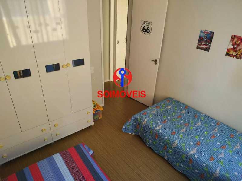 Quarto 2 - Apartamento 2 quartos à venda Todos os Santos, Rio de Janeiro - R$ 300.000 - TJAP21229 - 18