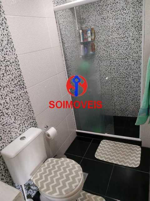 Banheiro - Apartamento 2 quartos à venda Todos os Santos, Rio de Janeiro - R$ 300.000 - TJAP21229 - 21