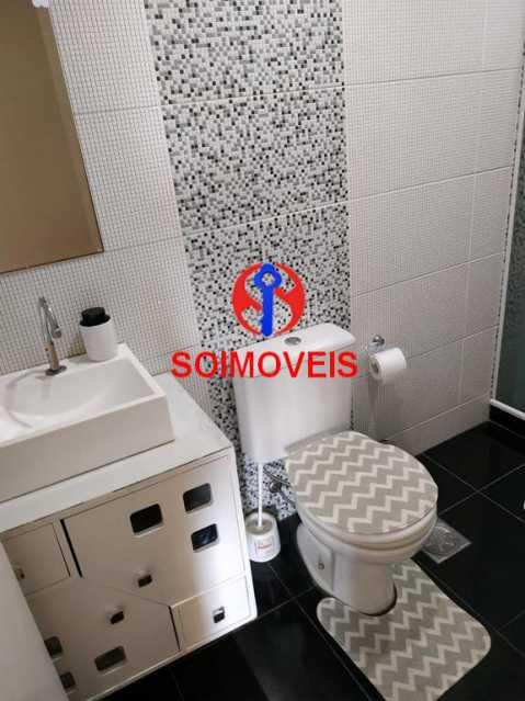 Banheiro - Apartamento 2 quartos à venda Todos os Santos, Rio de Janeiro - R$ 300.000 - TJAP21229 - 22