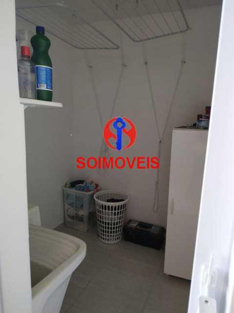 Área de serviço - Apartamento 2 quartos à venda Todos os Santos, Rio de Janeiro - R$ 300.000 - TJAP21229 - 23