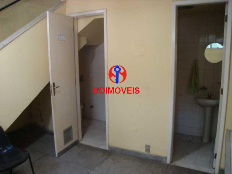 Banheiro. - Casa Comercial 724m² à venda Engenho de Dentro, Rio de Janeiro - R$ 950.000 - TJCC50001 - 11