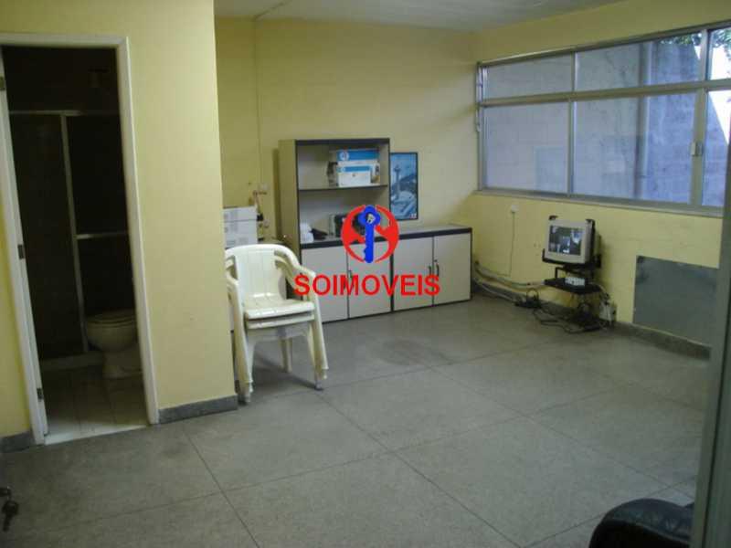 Sala. - Casa Comercial 724m² à venda Engenho de Dentro, Rio de Janeiro - R$ 950.000 - TJCC50001 - 3