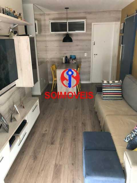 1-sl - Apartamento 2 quartos à venda Todos os Santos, Rio de Janeiro - R$ 360.000 - TJAP21230 - 3